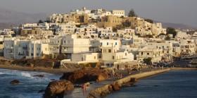 Naxos stad (Chora)
